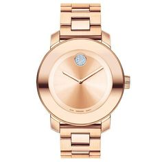 Reeds Jewelers - Movado Bold Mid-Size Crystal Watch