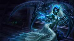 League of Legends item Ghost Bride Morgana at MOBAFire. League of Legends Premiere Strategy Build Guides and Tools. Morgana League Of Legends, League Of Legends Characters, Lol League Of Legends, League Of Legends Personajes, Splash Art, Motion Wallpapers, League Of Angels, Lol Champions, Ghost Bride