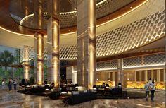 Design for Best Western Premier hotel @ Batam  Design by PT Urbanworks Asia