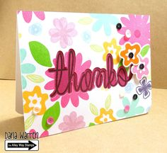 The Allley Way Stamps - Dana Warren - TAWS Clear Stamps Cards Pick One, Big Chatter, SVGs