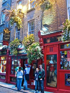 Dublin, Ireland is on our bucket list. Have you been?