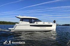 Delphia 989 Platinum VIP Masuren Polen #hausboot #motoryacht #masuren