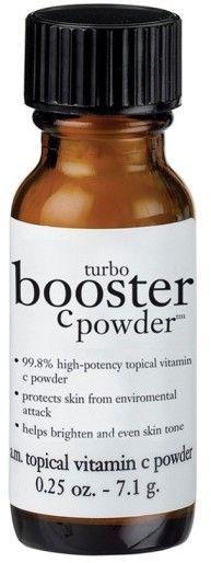Skin care. Booster C Powder. #affiliate