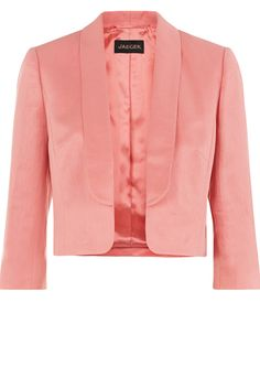 (wear over long top) Shawl Collars Are Feminine - more fashion tips at http://www.boomerinas.com/2015/02/16/classic-tailored-fashion-over-40-interview-with-the-style-md-for-women-jennifer-connolly/