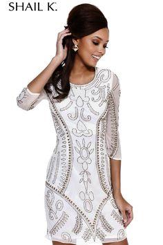 Shail k white dress shirts