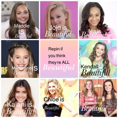 I repined thus because I think they are all beautiful