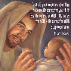 Jesus cares!