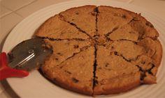 Skinny Cookie Pie - Weight Watchers | The Slender Kitchen