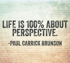 Your Perspective is can #empower you! #excerptsofgreatness - @paulcbrunson