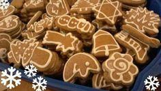Medovníčky od babičky Gingerbread Cookies, Desserts, Food, Basket, Gingerbread Cupcakes, Tailgate Desserts, Deserts, Essen, Postres