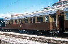 Carrozza FS Az 10000 Italy Train, Locomotive, Buses, Interior And Exterior, Journey, World, Flowers, Beauty, Busses