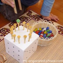Fine motor skills are an important part of childhood development and should be encouraged. But what are they and why is it important? They are the type of activities that hone your child's pincer gripe so that they can hold a pencil properly and also help with hand and eye co-ordination. For those whose families [...]