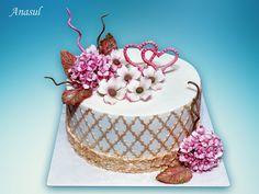 na svadbu Cake, Desserts, Food, Tailgate Desserts, Deserts, Kuchen, Essen, Postres, Meals