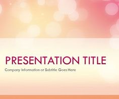 Quran template backgrounds pinteres free glow afternoon powerpoint template is a free ppt template and powerpoint toneelgroepblik Image collections