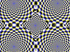Découvrez une sélection des 20 meilleures illusions d'optique hypnotisantes du japonais Akiyoshi Kitaoka, véritable génie de l'illusion hypnotique.
