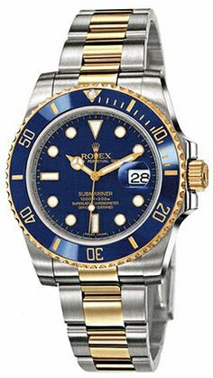 Rolex Oyster Perpetual Submariner Date 116613LB