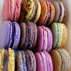Macarons @ Pierre Herme