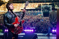 Noel Gallagher & Liam Gallagher