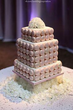 #wedding #weddingcake #cake #macaron #macaroncake