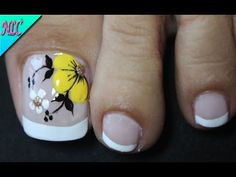 Fruit Nail Art, Beach Nails, Toe Nail Designs, Manicure And Pedicure, Toe Nails, Nails Inspiration, Opi, Pretty Nails, Beauty