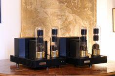 KR Audio Kronzilla DX Mk.II Mono-block Amplifiers   highend-electronics, inc.