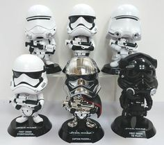 Hot Toys - COSB239-243 - Star Wars : The Force Awakens Cosbaby Set Series 2 - 到貨喇 ~ ! 早前預訂嘅顧客們請全部可以到 Hot Toys-Secret Base 取貨喇 ! TOYSFORKIDS
