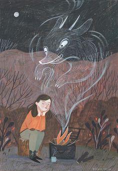 Rebecca Green - A Sleepless Beast