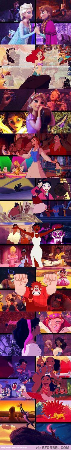 Disney Magic…