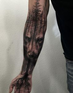 Tattoo For Men on Arm #tattoosformenonarm