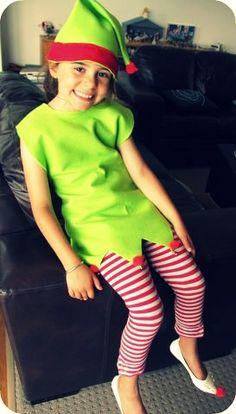 christmas elf :)