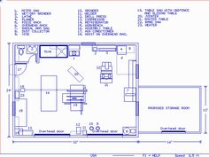 plans for accessible woodworking shop. Would be great for in the ...