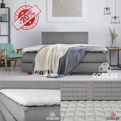 #Promotiile #Gobilier continuă! Sistemul de dormit #boxspring model #walen la #reducere! -20% - Diverse #culori la alegere - #catifea DinoZoli. Comanda #online pe www.gobilier.ro.  📞 0748048048 📩 contact@gobilier.ro