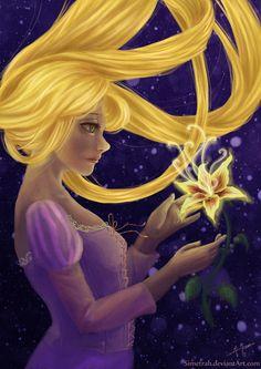 #Tangled #Rapunzel