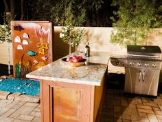 Need some ideas out back? Here are eight of our favorite crashed yards with beautiful fire features from Matt Blashaw, a licensed contractor and host of DIY Network's Yard Crashers.