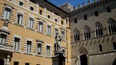 Sallustio Bandini at Piazza Salimbeni , Siena by Ger Spikman on 500px