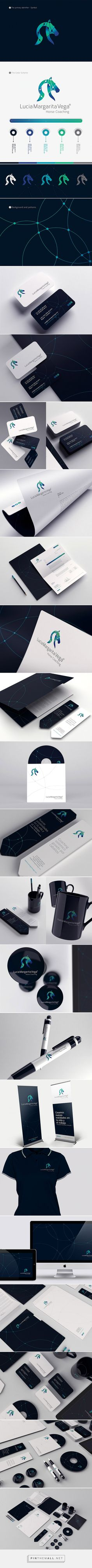 LMV - Logo and Identity by David Espinosa IDS