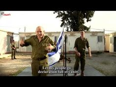An Israeli Soldier's song to the world for Passover.   This is a video for all people!