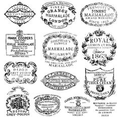 Easy stamp craft projects and DIY decor ideas that you can make the IOD Crockery decor stamp From DIY candle labels to old English advertising pots made from upcycled kitchenware learn how to make vintage cottage and farmhouse style home decor accessori Diy Candle Labels, Papel Vintage, Iron Orchid Designs, Stamp Making, Tampons, Diy Candles, Candle Wax, Vintage Labels, Clear Stamps