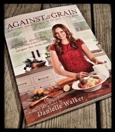 I recently ordered this cookbook. It was hard to ignore the almost two-hundred 5 star reviews for this book on Amazon! Plus some of the crock pot meals sound like something I'd love to try. This is the same blogger/author I recently mentioned that basically eliminated the symptoms of her autoimmune disorder through diet.