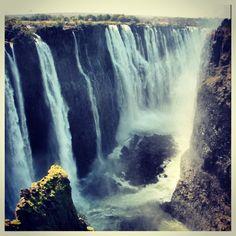 Victoria Falls, 2005.
