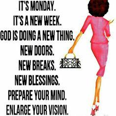 Monday Inspirations