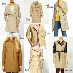 Time Stand Still: Searching for the perfect classic trench