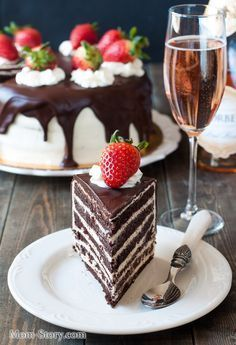 рецепт влажного шоколадного торта