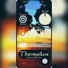 """Thermaikos"" frequency booster by STelectroniX."