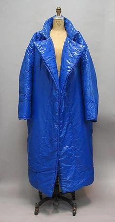Coat Norma Kamali 1972-73