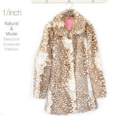 bambi fur coat - Google Search