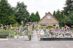 Kabouters en Adelaars: Hollandse voortuinen