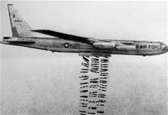b-52 stratofortress during vietnam war - Bing Images