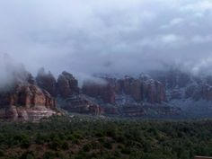 A magical winter day in Sedona!