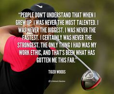 tiger woods quotes - Google Search